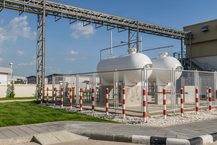 Why use LNG for Backup Supply at a Power Plant